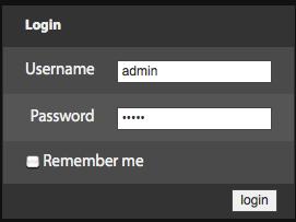 acount admin