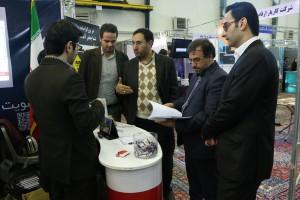 حضور پارس آوان در چهارمین نمایشگاه امنیت اطلاعات و ارتباطات در صنعت نفت