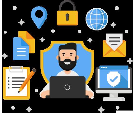 طراحی سیستم مدیریت امنیت اطلاعات