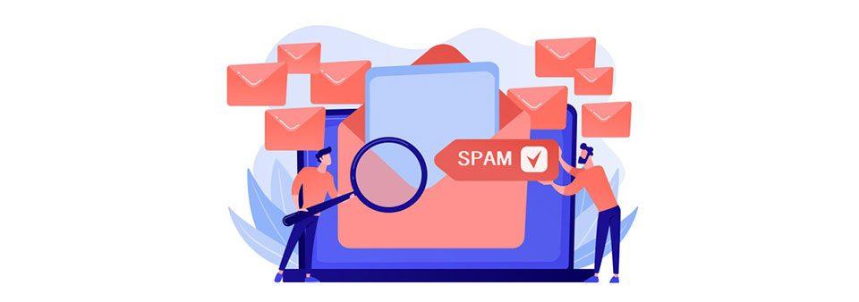 بررسی علل قرار گرفتن ایمیل در فهرست سیاه