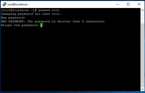 راهنمای تغییر پسورد root در لینوکس